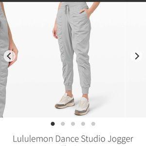 Lululemon Dance Studio Joggers - Size 14